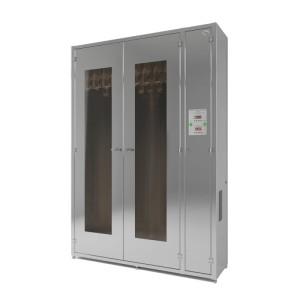 Шкафы для хранения стерильных эндоскопов «СПДС-10-ШСК»