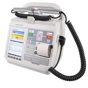 Дефибриллятор-монитор ДКИ-Н-11 «Аксион» с функцией АНД (с функцией автоматической наружной дефибрилляции)